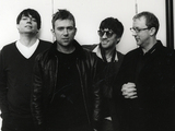 Blur press shot