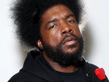 Musician Questlove from the band The Roots