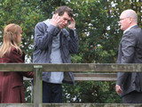 Paddy and Rhona do their best to stop Marlon from going to see Laurel
