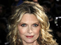 Michelle Pfeiffer says that she does not easily trust people in life.