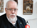 The Brit Awards 2012 statue was designed by Sir Peter Blake.