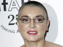 "Sinead O'Connor announces her return to Twitter for ""fun and giggle-ment""."