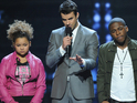 Rachel Crow was sent home after landing in the bottom two with Marcus Canty.