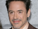 Robert Downey Jr says he had a dialect coach to help with his English accent.