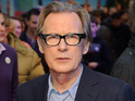Bill Nighy talks about filming a tricky scene with Dame Judi Dench.