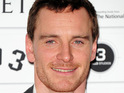 Michael Fassbender admits that he vomited after shooting a fight scene.