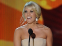 Carrie Underwood takes home three awards at the American Country Awards.