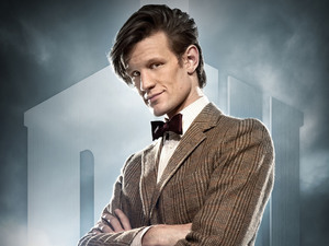 Doctor Who, Matt Smith<br /> BBC