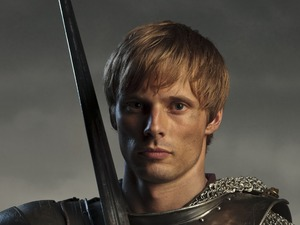 Bradley James Merlin BBC