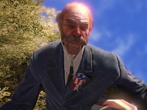 'Bioshock Infinite' screenshot