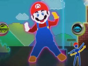 Just Dance 3 Mario track