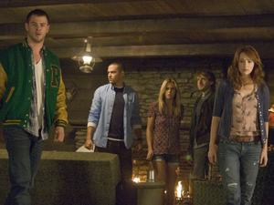&#39;The Cabin In The Woods&#39; still