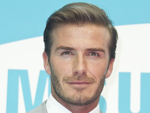 David Beckham London Olympics 2012