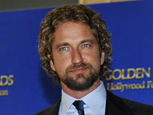 Gerard Butler, Golden Globe nominations, Los Angeles