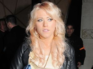 Amelia Lily X Factor wrap party