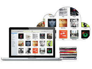 iTunes Match subscription service