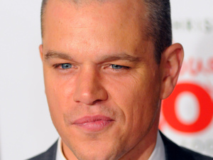 Matt Damon New York premiere of 'We Bought a Zoo' at the Ziegfeld Theater