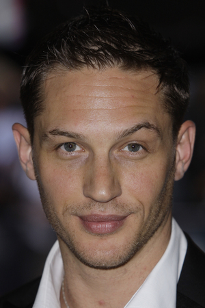 Tom Hardy Inception premiere