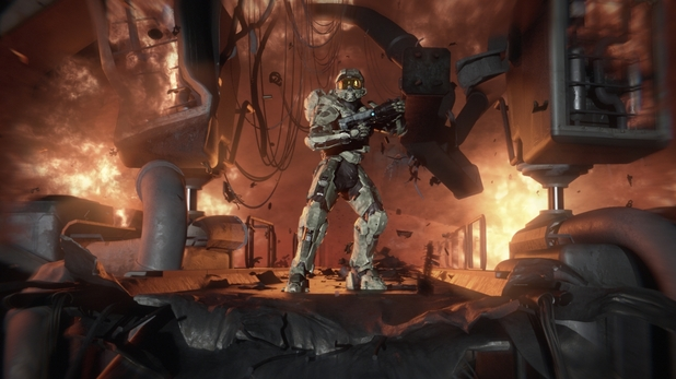'Halo 4' screenshot