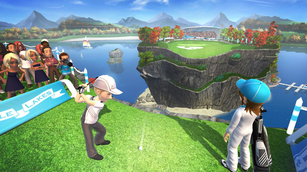 Kinect Sports: Season Two - Maple Lakes Golf Pack