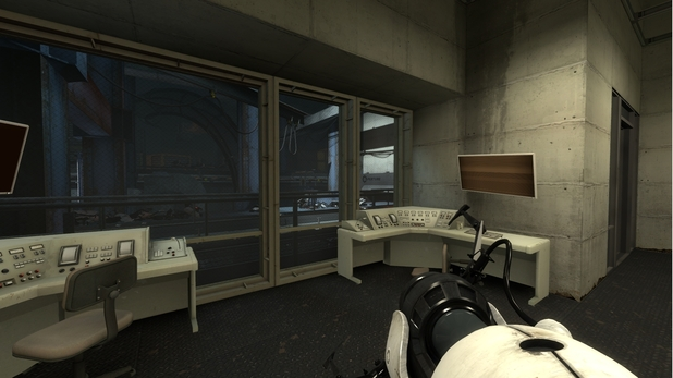 'Portal 2' screenshot