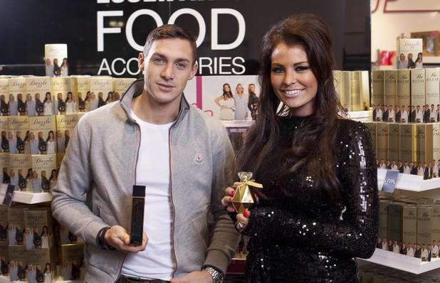Kirk Norcross and Jessica Wright