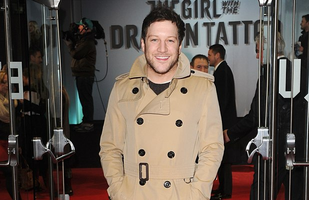 &#39;The Girl With The Dragon Tattoo&#39; London premiere: Matt Cardle