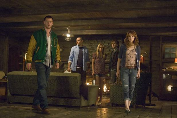 19. The Cabin In The Woods