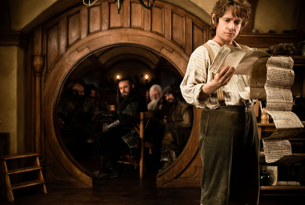 July 22: Peter Jackson reveals The Hobbit cast