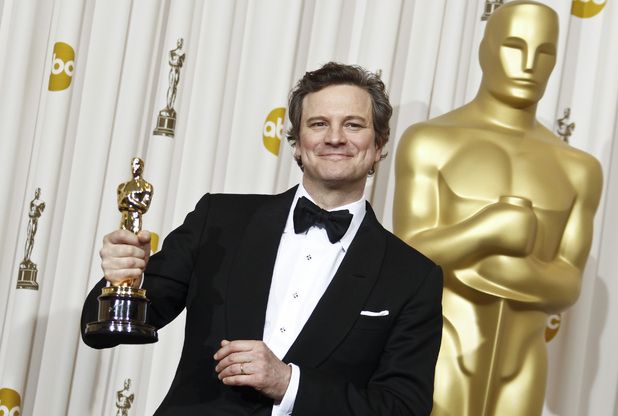 February 27: Colin Firth wins the 'Best Actor' Oscar.
