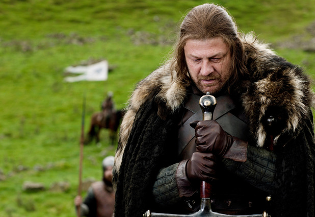 Game of Thrones (Sky Atlantic/HBO) Sean Bean, Ned Stark