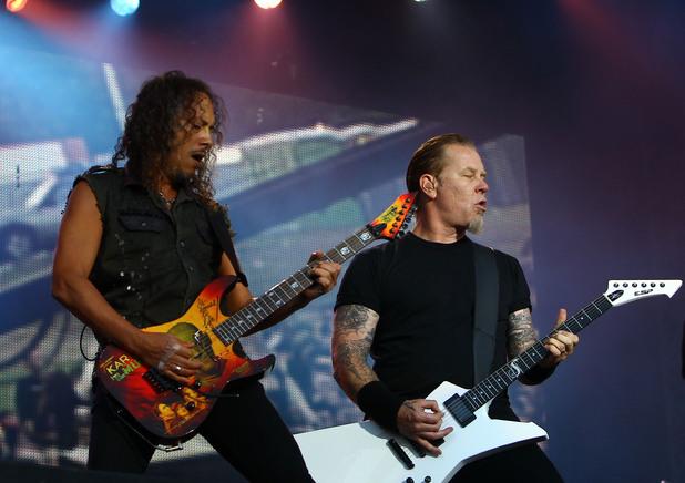 Metallica Sonisphere Festival 2011, Stevenage