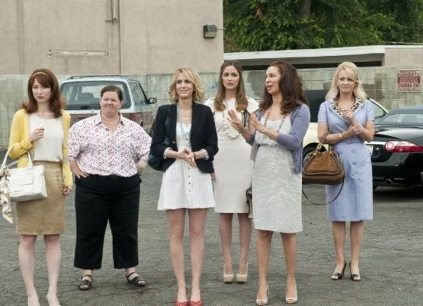 Bridesmaids, Kristen Wiig