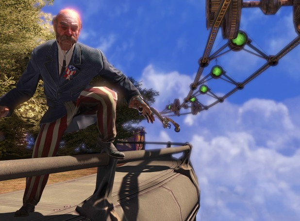 &#39;Bioshock Infinite&#39; screenshot