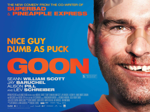 'Goon' movie poster