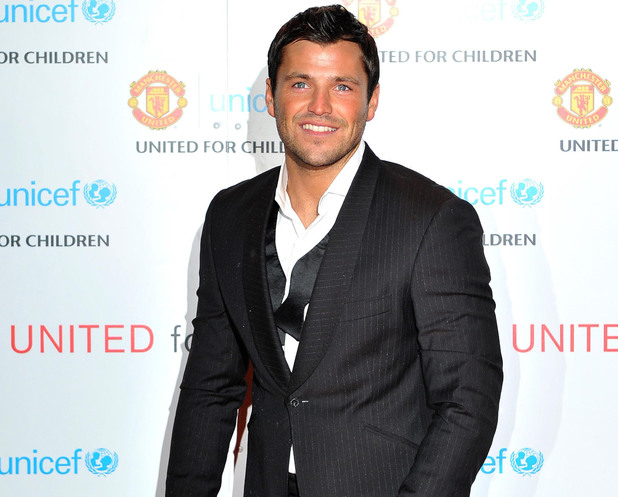 Mark Wright Manchester United for Unicef gala dinner, Manchester