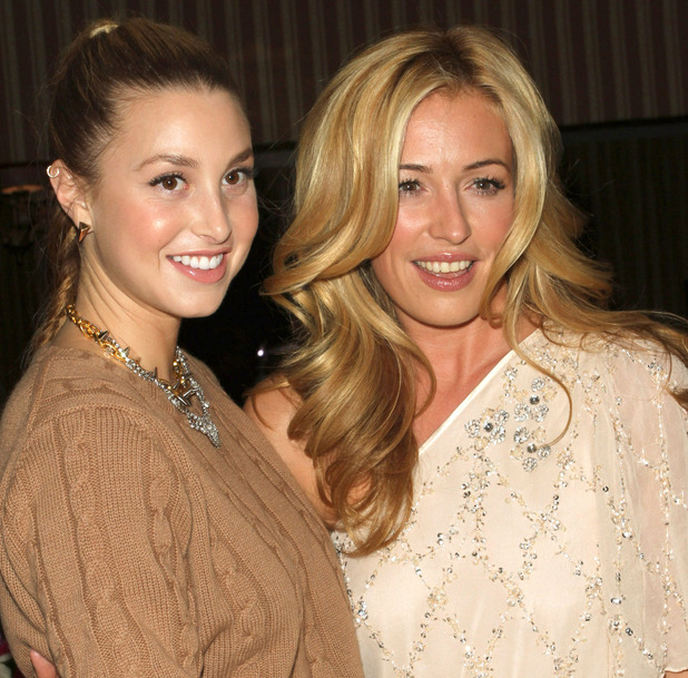 Whitney Port and Cat Deeley