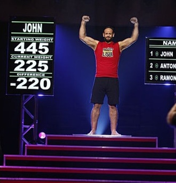 John The Biggest Loser NBC