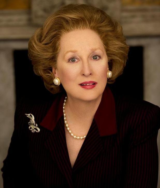 Meryl Streep in 'The Iron Lady'