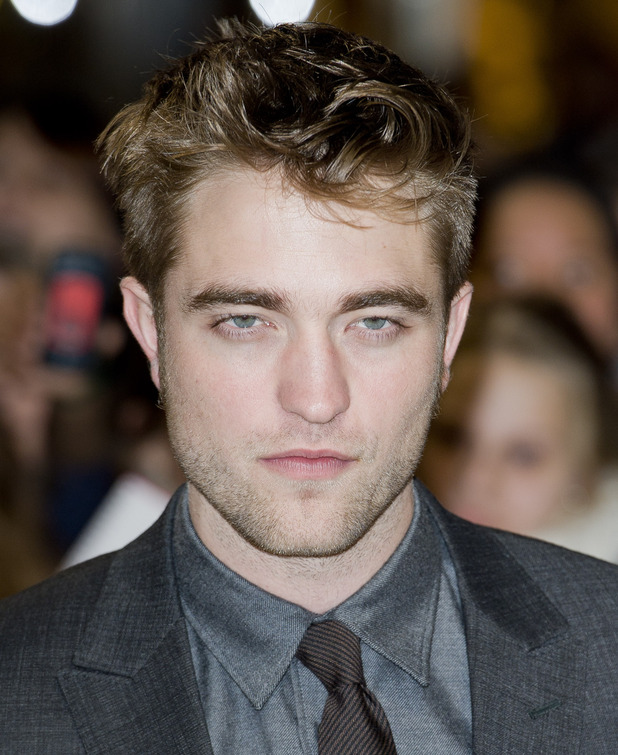 Robert Pattinson Twighlight Saga: Breaking Dawn