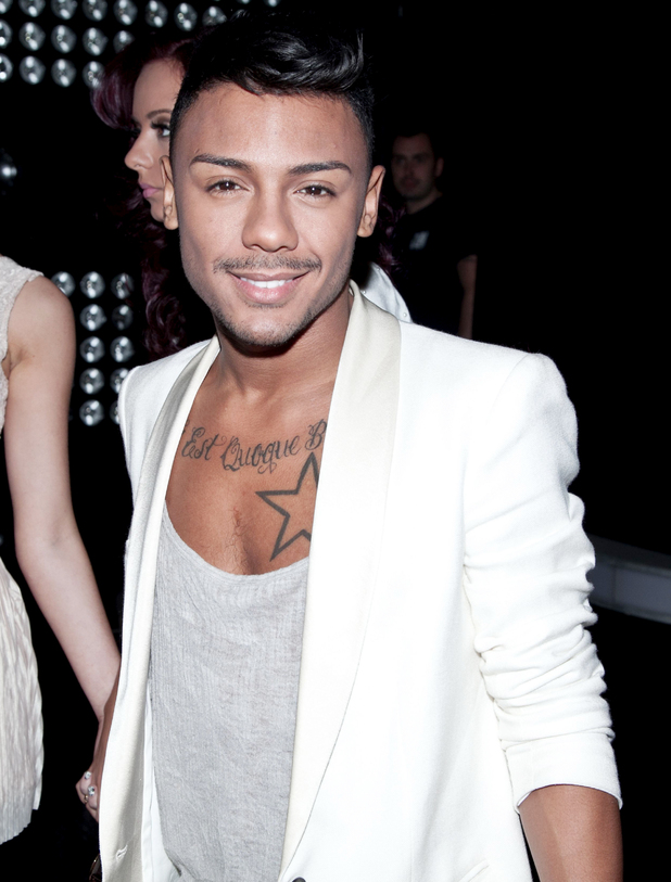 Marcus Collins in white