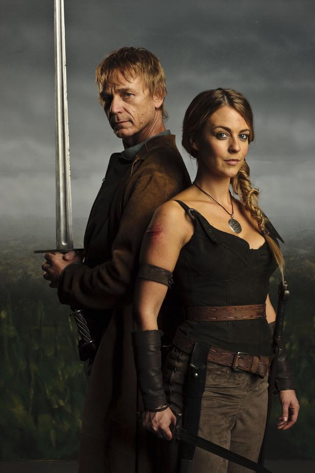 Tristan (BEN DANIELS), Isolde (MIRANDA RAISON)