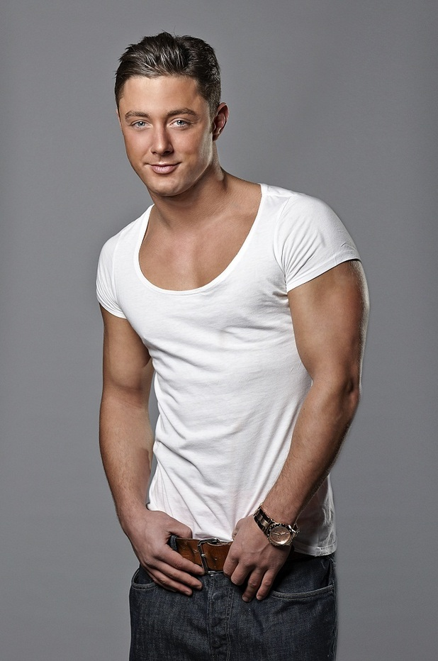 Geordie Shore Series 2: Ricci Guarnaccia