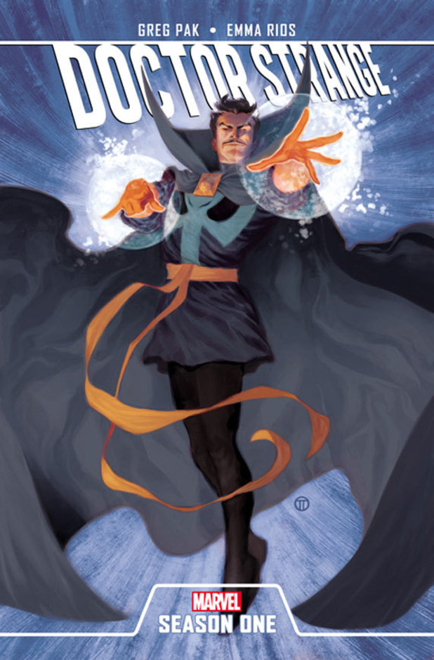 Doctor Strange Season One Cover