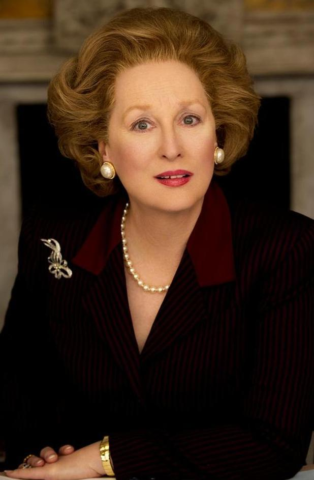 February 8: The first look at Meryl Streep as Margaret Thatcher