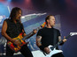 Watch Metallica perform new song
