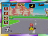 Retro Corner: &#39;Mario Kart: Super Circuit&#39; screenshot