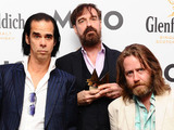 Grinderman MOJO Awards