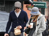 Ryan Reynolds and Blake Lively New York