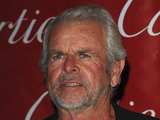 William Devane attends the 2009 Palm Springs International Film Festival Awards Gala held at the Convention Center.